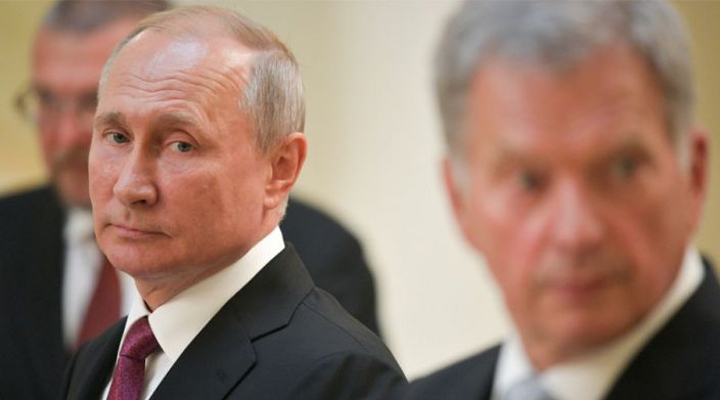 Россия была исключена из группы G8 после агрессии против Украины