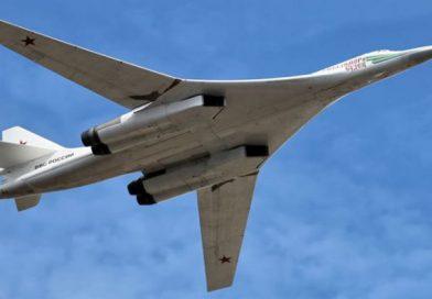надзвуковий Ту-160