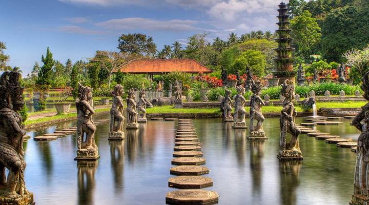 священні місця на Балі