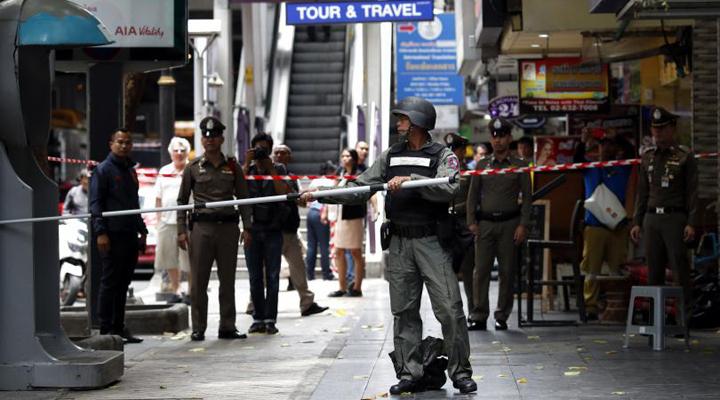 теракт у Бангкоку