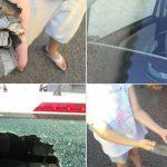Италия: Обломки пассажирского самолета упали на крыши домов и автомобили