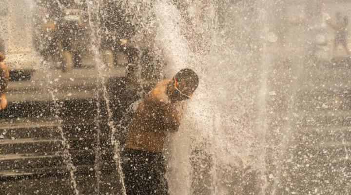 в липні були побиті температурні рекорди