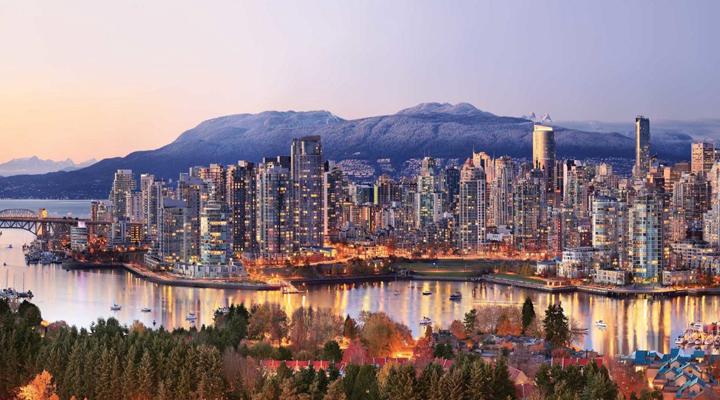 Ванкувер визнано містом з доброзичливими людьми