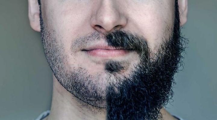 задержанных заставили сбрить бороды