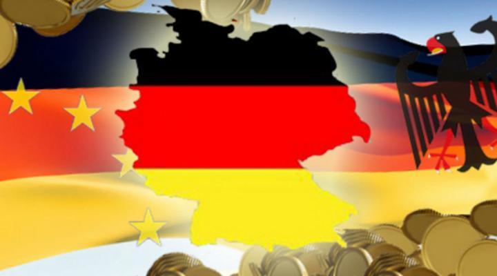 уповільнення зростання економіки Німеччини