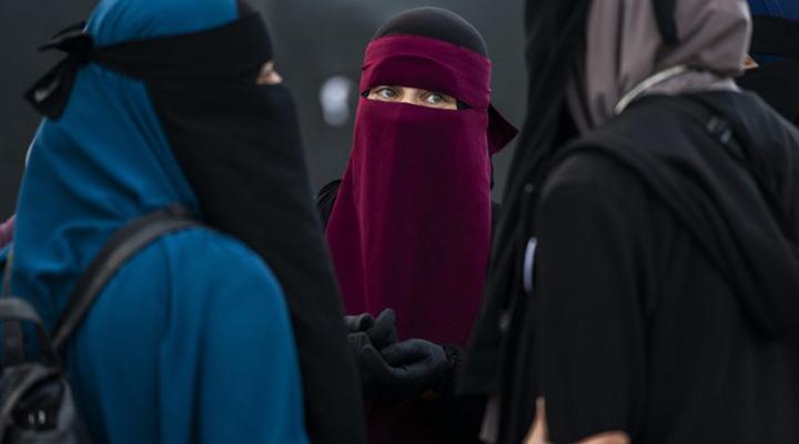 заборона на носіння паранджі