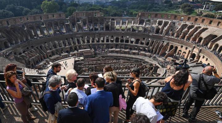 амфітеатр римського Колізею