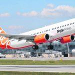 Авиакомпания SkyUp уже перевезла 1,4 миллиона пассажиров