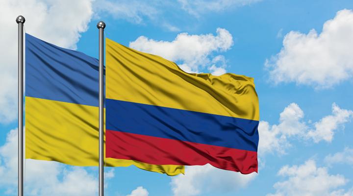 безвіз з Республікою Колумбія