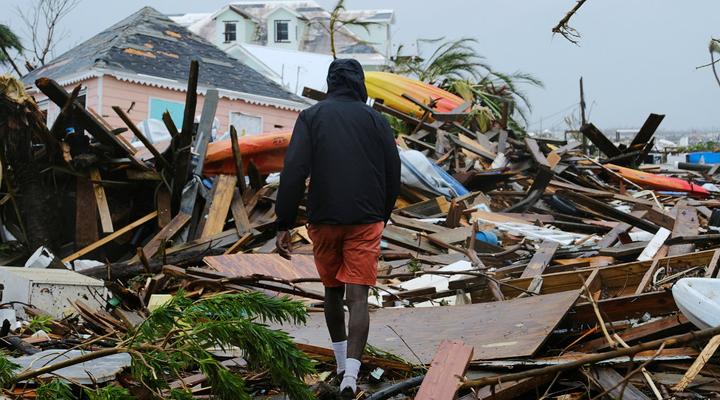 число жертв урагану «Доріан» зростає