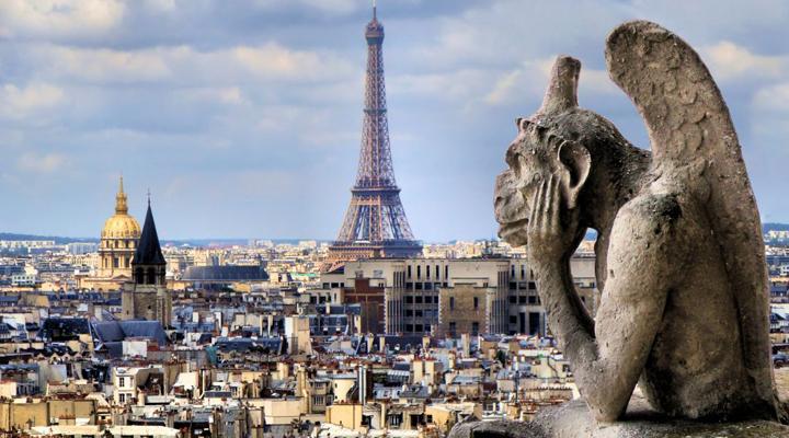пам'ятки Парижа