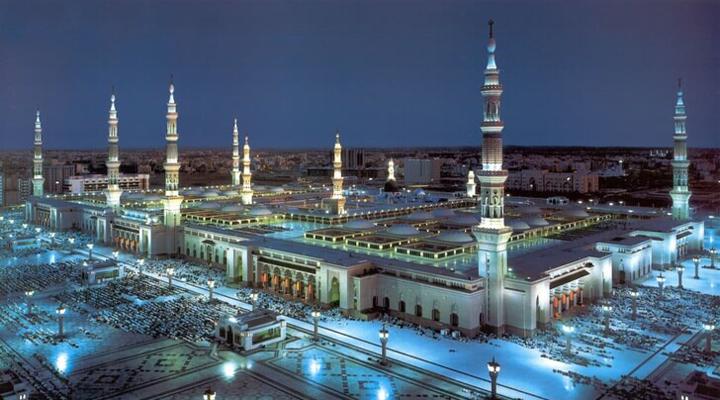 визначні пам'ятки Саудівської Аравії