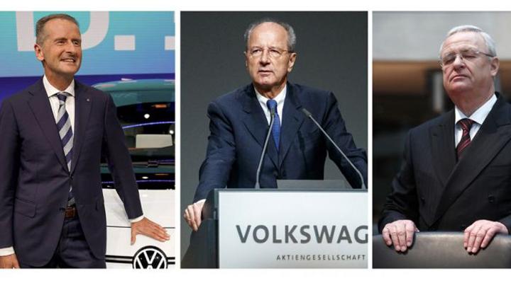 Генеральный директор, президент и бывший глава группы предстанут перед немецким судом