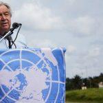 Генсек ООН обеспокоен планами аннексии Иорданской долины