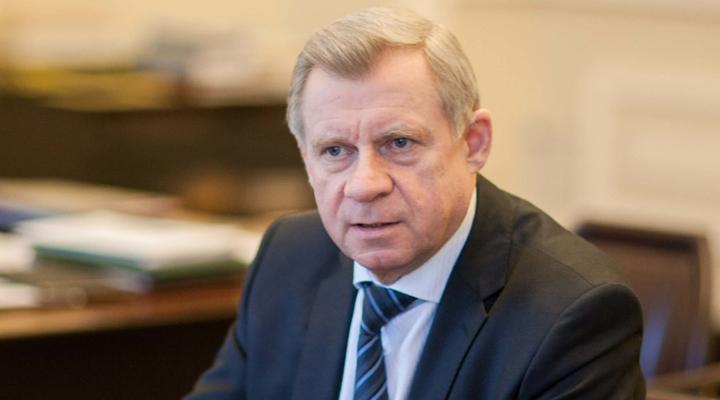 Глава НБУ Яков Смолий