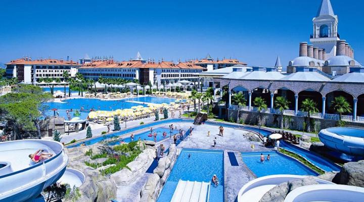 крупнейший турецкий курорт Анталья
