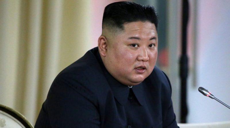 Лидер Северной Кореи Ким Дзонг Ун