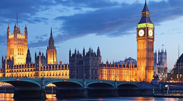 Лондон користується популярністю серед туристів