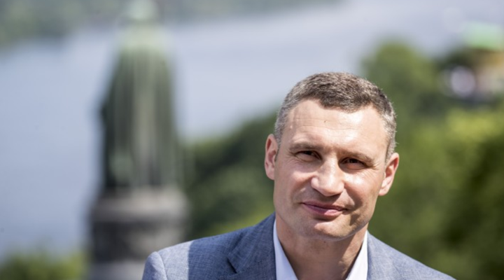 мер Києва Віталій Кличко про туристичну галузь