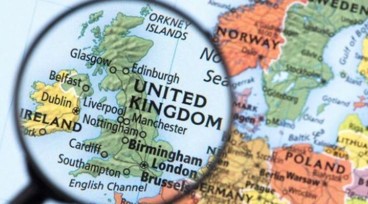 між Великобританією і Республікою Ірландія може бути встановлений кородон