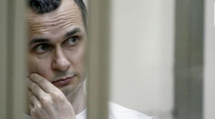 Олег Сенцов визнаний політв'язнем