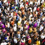 У світі неухильно зростає кількість мігрантів