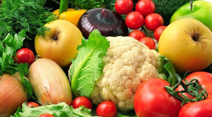 овощная корзина в Украине