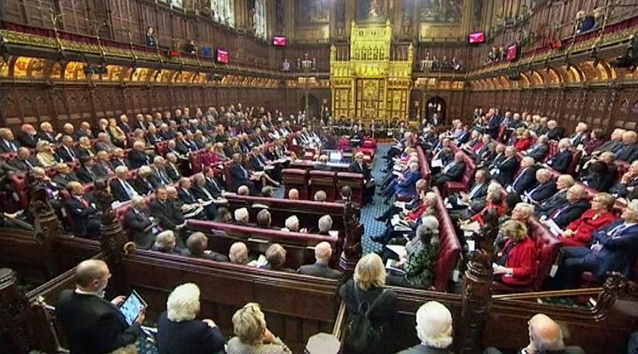 Палата громад парламенту Великобританії проти жорсткого Brexit