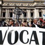 Тисячі людей протестують у Франції проти пенсійної реформи