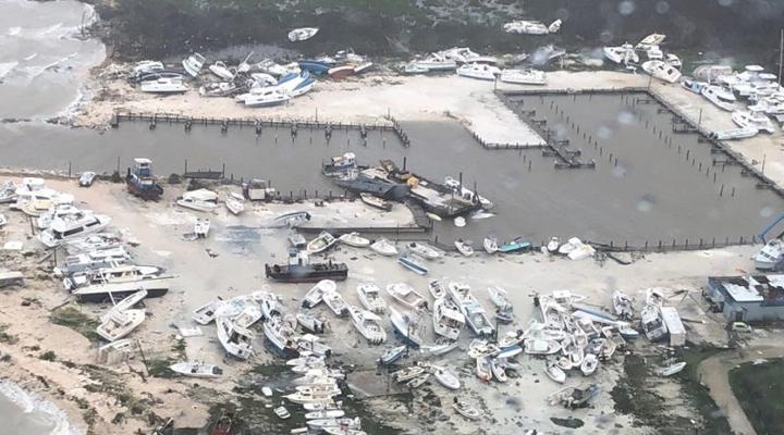 руйнування після урагану «Доріан»