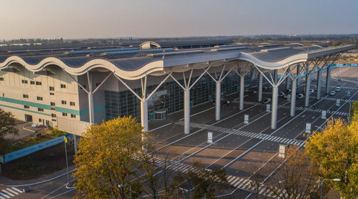 реконструкція аеропорту «Київ»