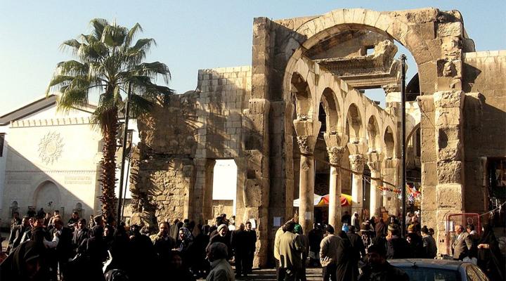 сирійський Дамаск - одне з найдавніших міст світу