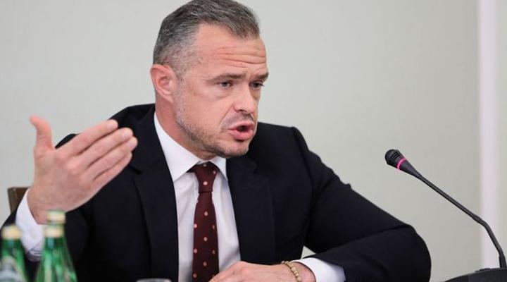 Славомир Новак подал в отставку