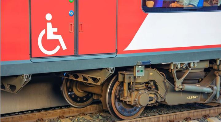 спецвагони для людей з інвалідністю