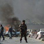 Потужний вибух потряс Кабул. Є вбиті і десятки поранених