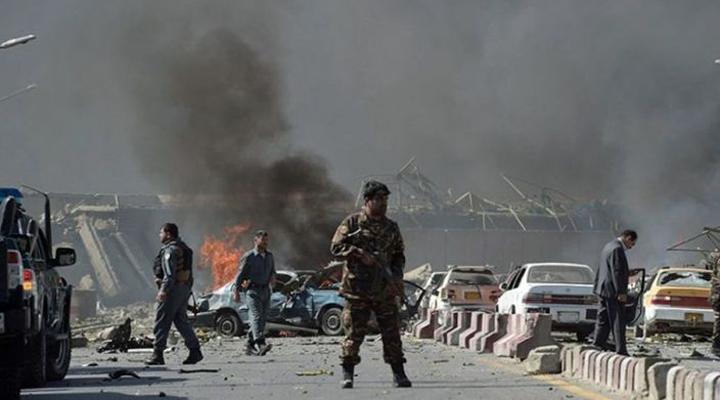 талибы признались в совершении нападения в Кабуле
