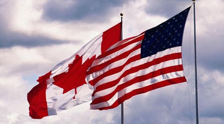 рівень життя в Канаді і США