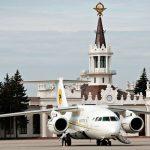 Пассажиропоток аэропорта в Харькове достиг рекордной отметки