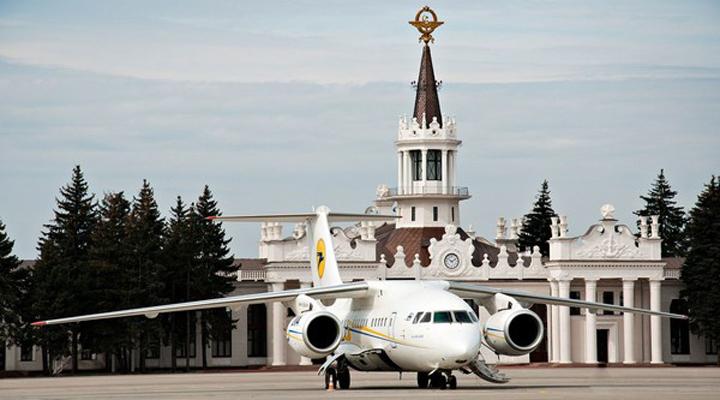 збільшений пасажиропотік міжнародному аеропорту «Харків»