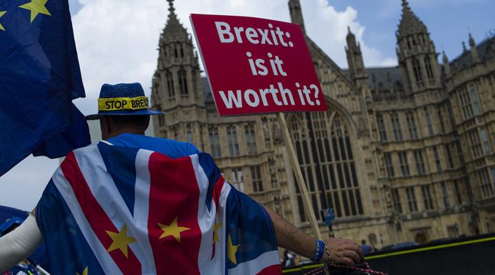 в Великобритании возможен новый референдум
