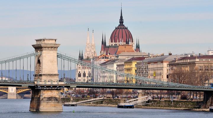 запуск нового маршруту Львів - Будапешт