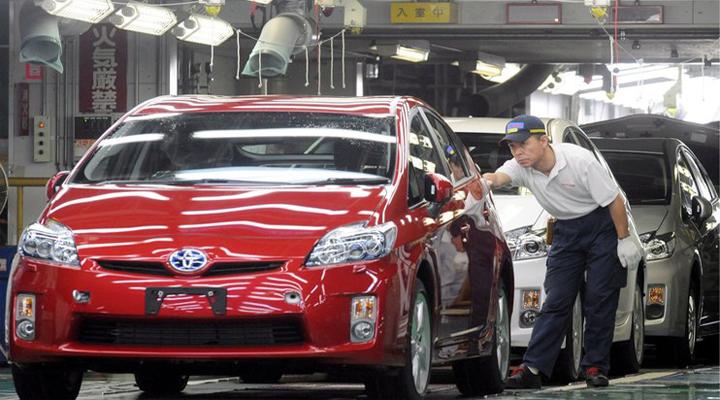 завод Тойота в Великобритании думает о закрытии