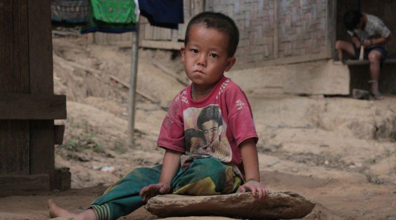 кожна третя дитина у віці до п'яти років недоїдає