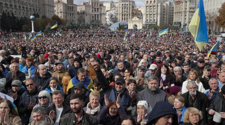 акція протесту в Києві