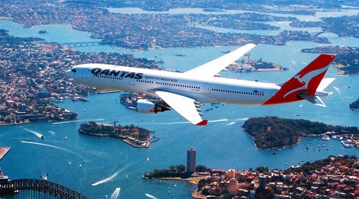 авиакомпания Qantas совершит самый длинный авиаперелет