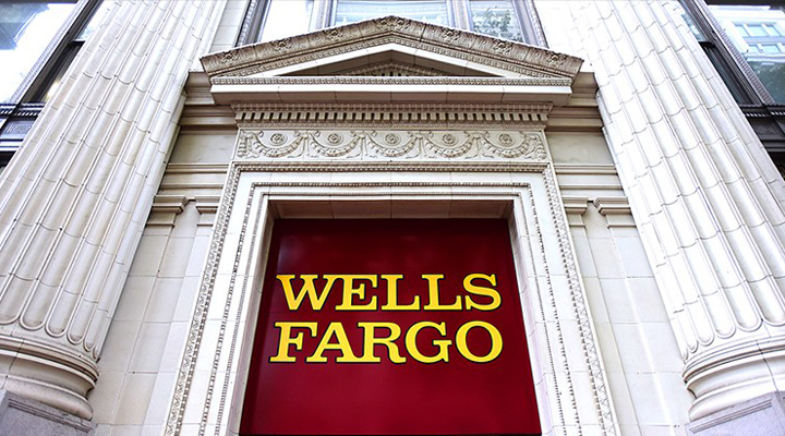 банковская холдинговая компания Wells Fargo