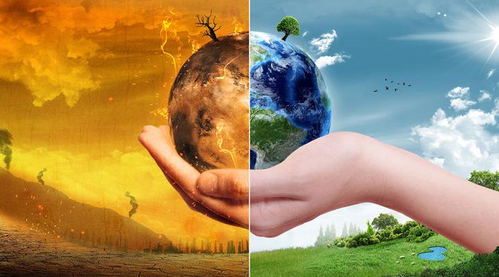 борьба с глобальным потеплением