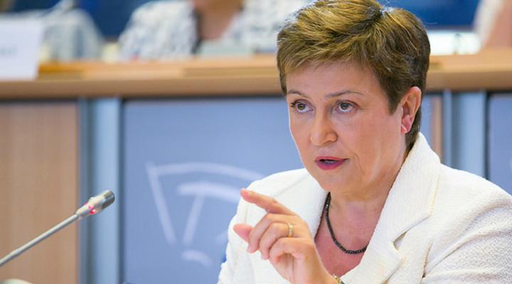 директор-розпорядник МВФ Крісталіна Георгієва