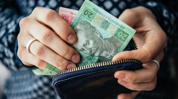 борги по зарплаті в Україні зростають