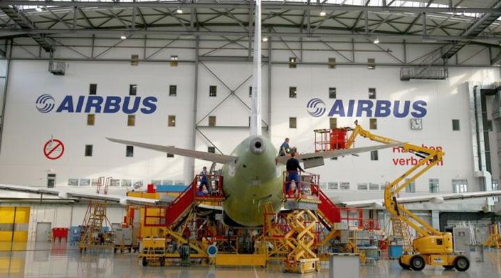 изменения особенно касаются самолетов Airbus